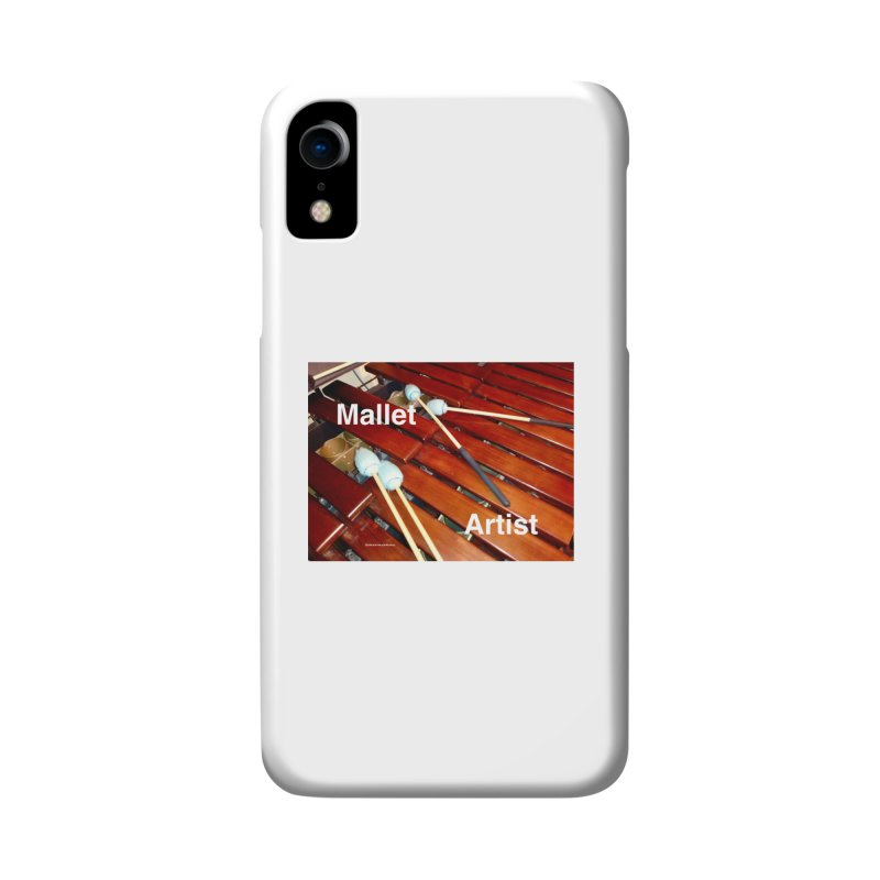 Mallet Artist Accessories Phone Case by EdHartmanMusic Swag Shop!