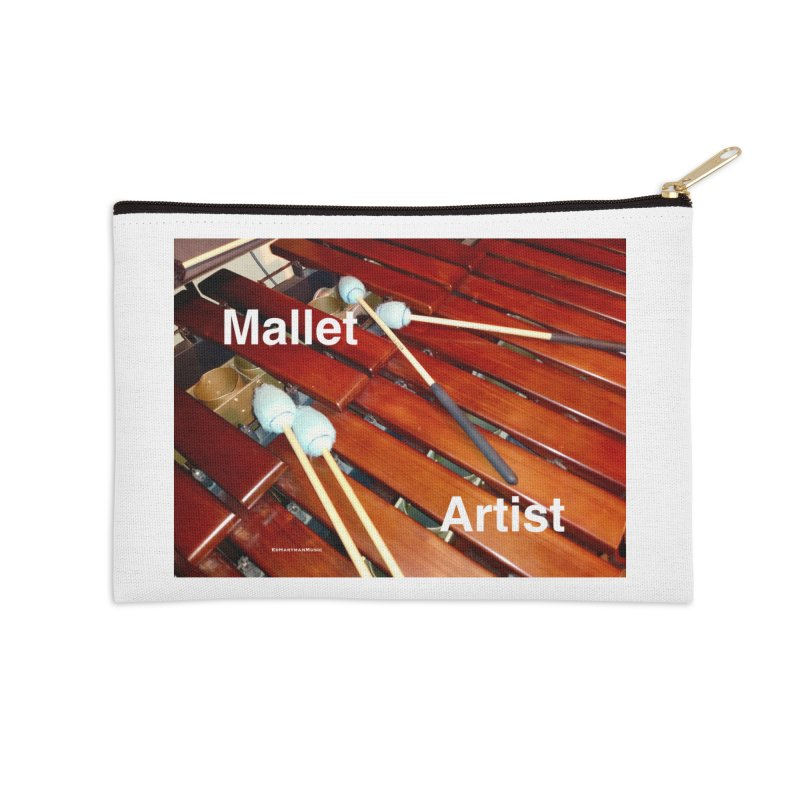 Mallet Artist Accessories Zip Pouch by EdHartmanMusic Swag Shop!