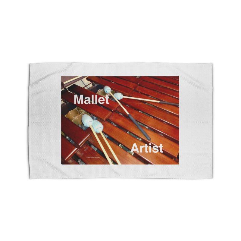 Mallet Artist Home Rug by EdHartmanMusic Swag Shop!