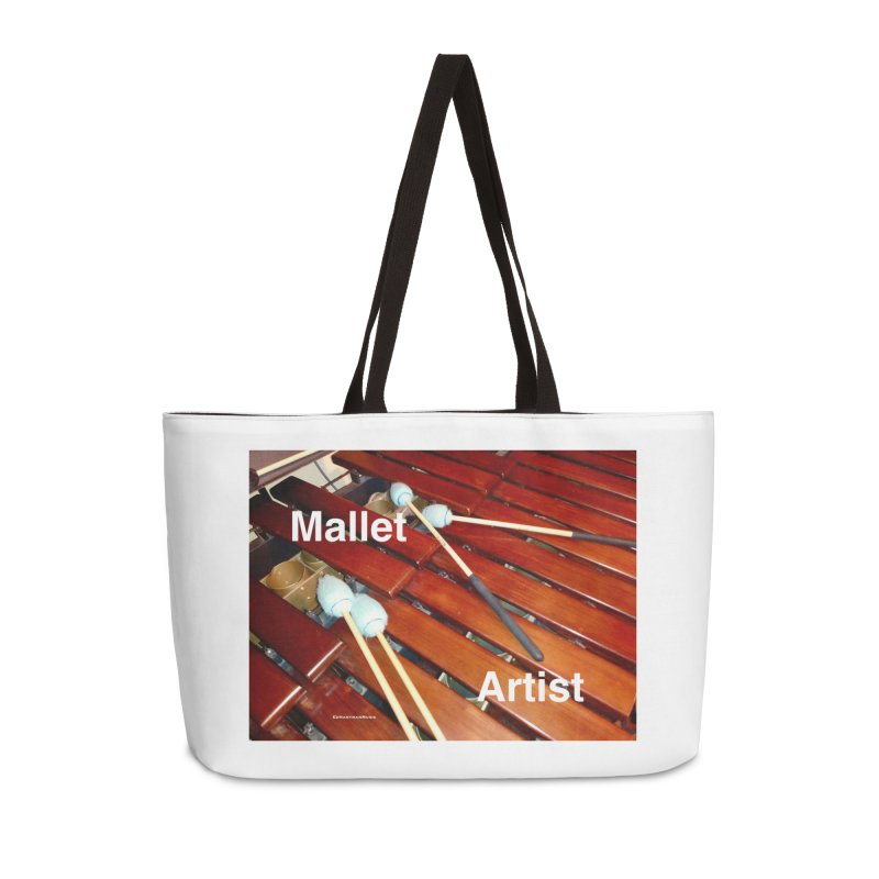 Mallet Artist Accessories Weekender Bag Bag by EdHartmanMusic Swag Shop!