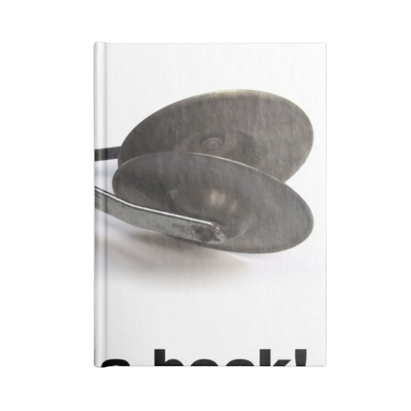 More Bock-a-da-Bock! Accessories Notebook by EdHartmanMusic Swag Shop!