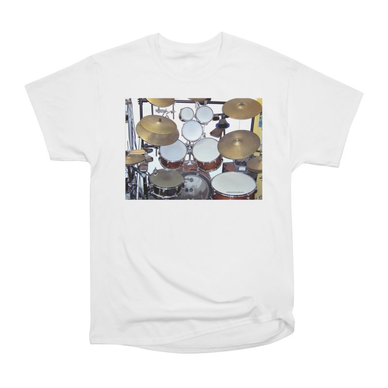 I need a BIG Drumset! Men's Classic T-Shirt by EdHartmanMusic Swag Shop!
