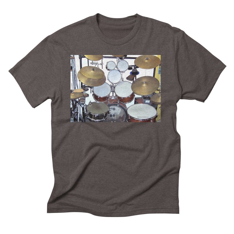 I need a BIG Drumset! Men's  by EdHartmanMusic Swag Shop!