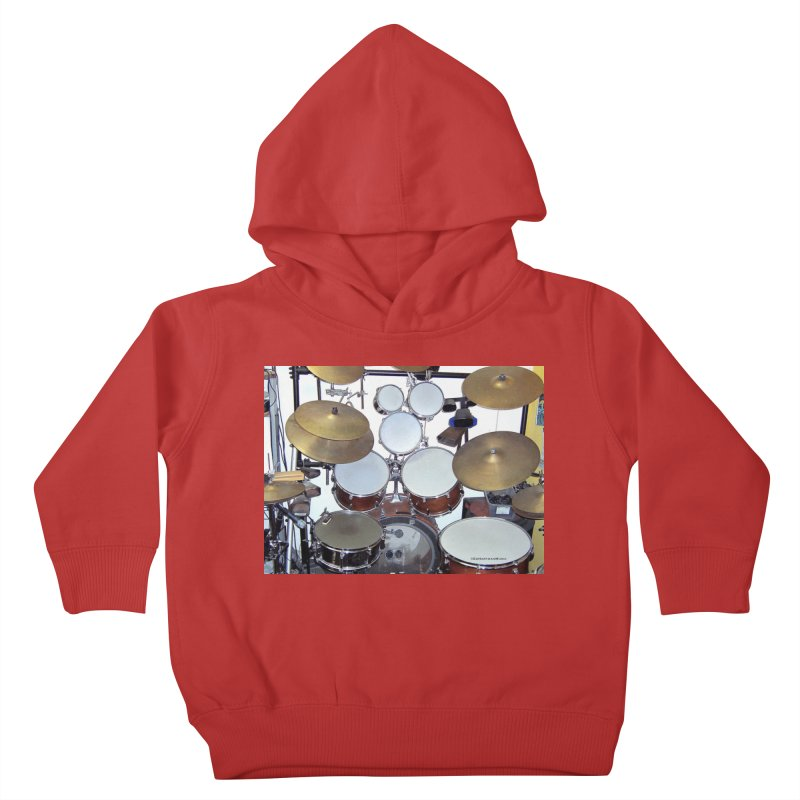 I need a BIG Drumset! Kids Toddler Pullover Hoody by EdHartmanMusic Swag Shop!