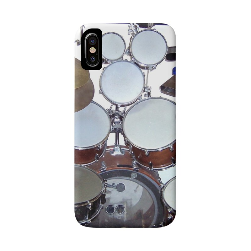I need a BIG Drumset! Accessories Phone Case by EdHartmanMusic Swag Shop!