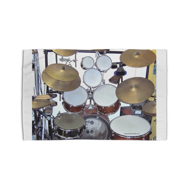 I need a BIG Drumset! Home Rug by EdHartmanMusic Swag Shop!