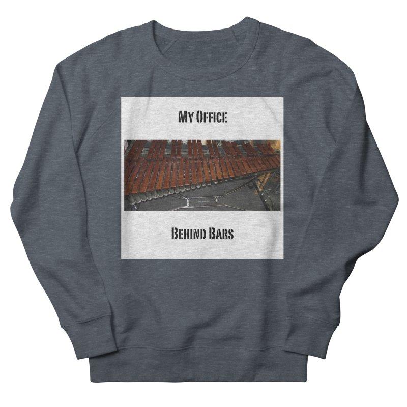 My Office Behind Bars Women's Sweatshirt by EdHartmanMusic Swag Shop!