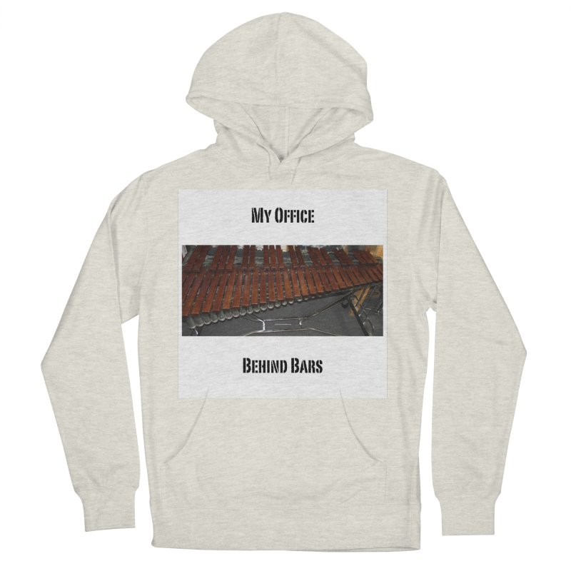 My Office Behind Bars Women's Pullover Hoody by EdHartmanMusic Swag Shop!