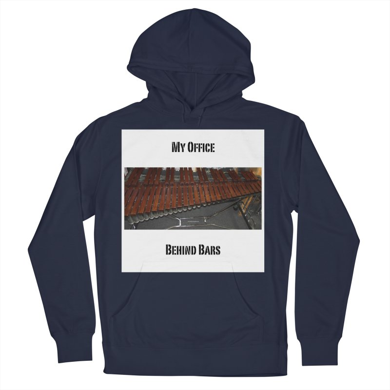 My Office Behind Bars Men's Pullover Hoody by EdHartmanMusic Swag Shop!