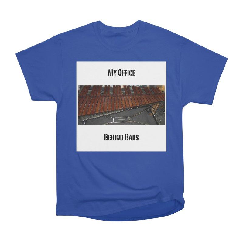 My Office Behind Bars Men's Classic T-Shirt by EdHartmanMusic Swag Shop!