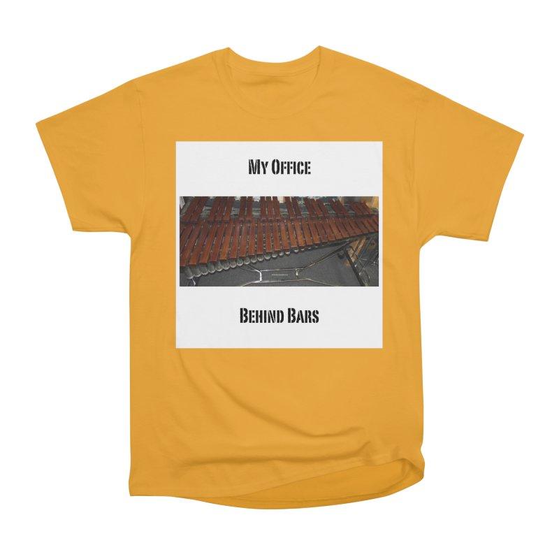 My Office Behind Bars Women's Classic Unisex T-Shirt by EdHartmanMusic Swag Shop!