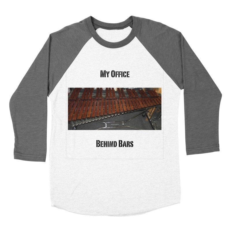 My Office Behind Bars Women's Longsleeve T-Shirt by EdHartmanMusic Swag Shop!