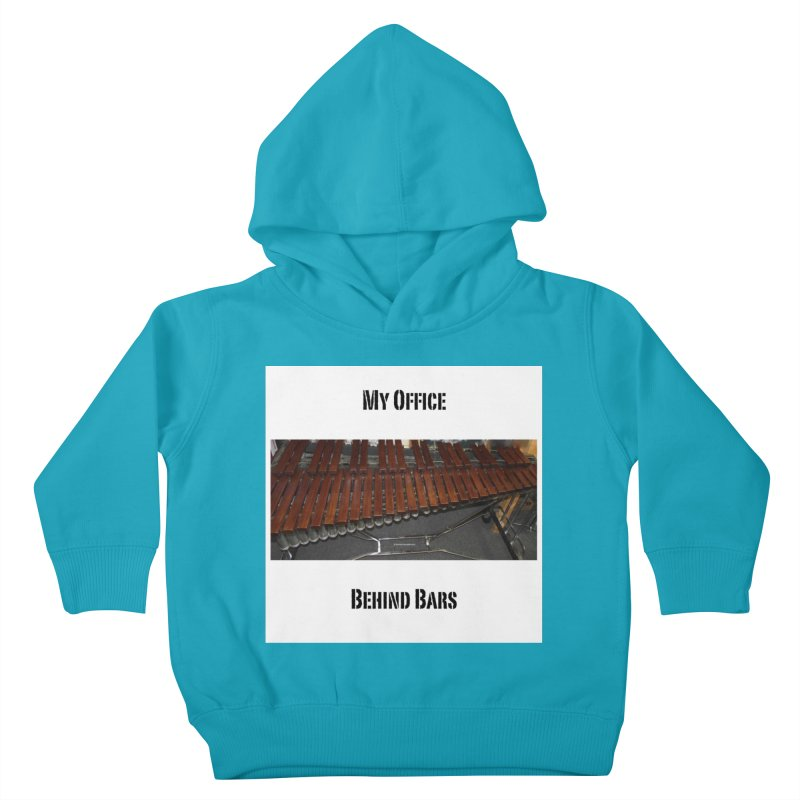 My Office Behind Bars Kids Toddler Pullover Hoody by EdHartmanMusic Swag Shop!