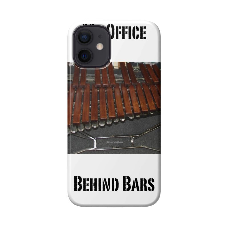 My Office Behind Bars Accessories Phone Case by EdHartmanMusic Swag Shop!