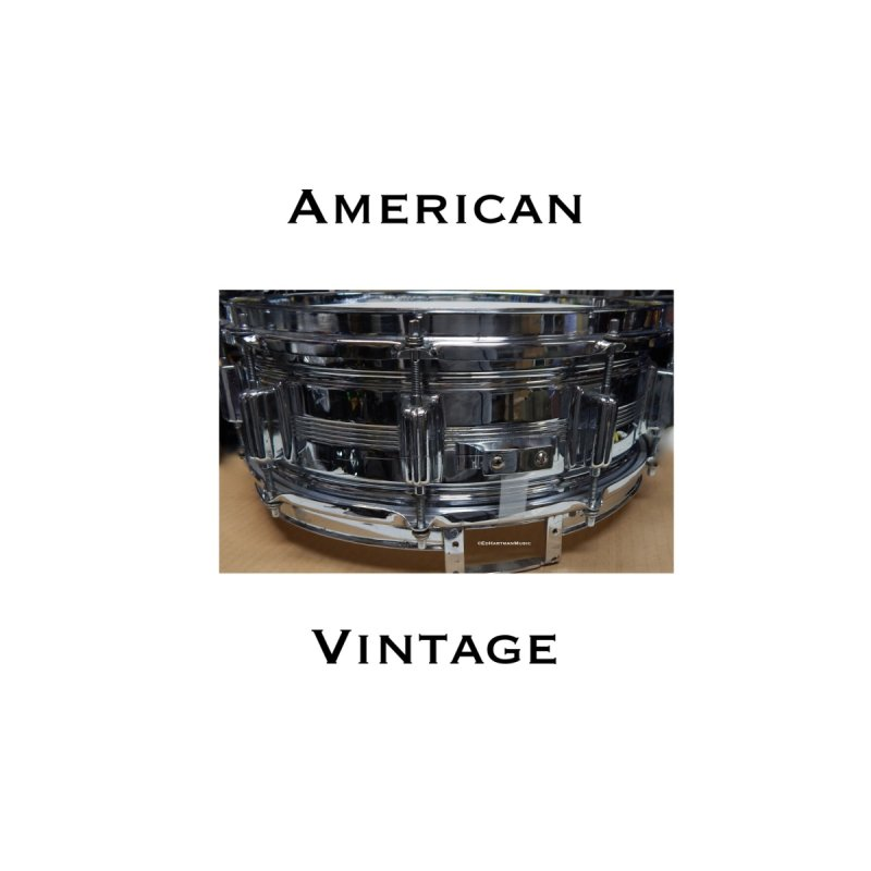 American Vintage by EdHartmanMusic Swag Shop!