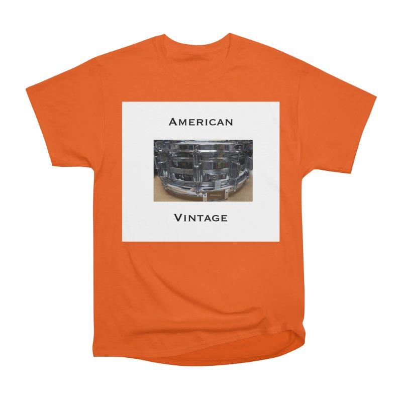 American Vintage Men's T-Shirt by EdHartmanMusic Swag Shop!