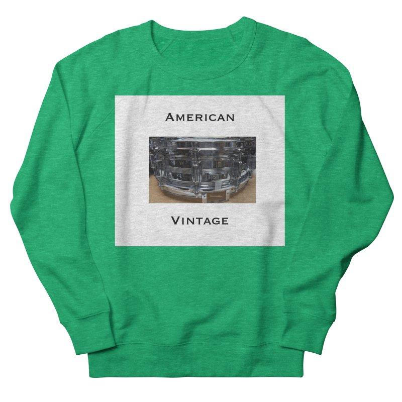 American Vintage Women's Sweatshirt by EdHartmanMusic Swag Shop!