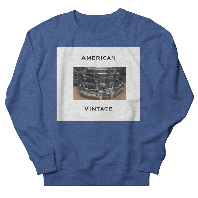 American Vintage Men's Sweatshirt by EdHartmanMusic Swag Shop!