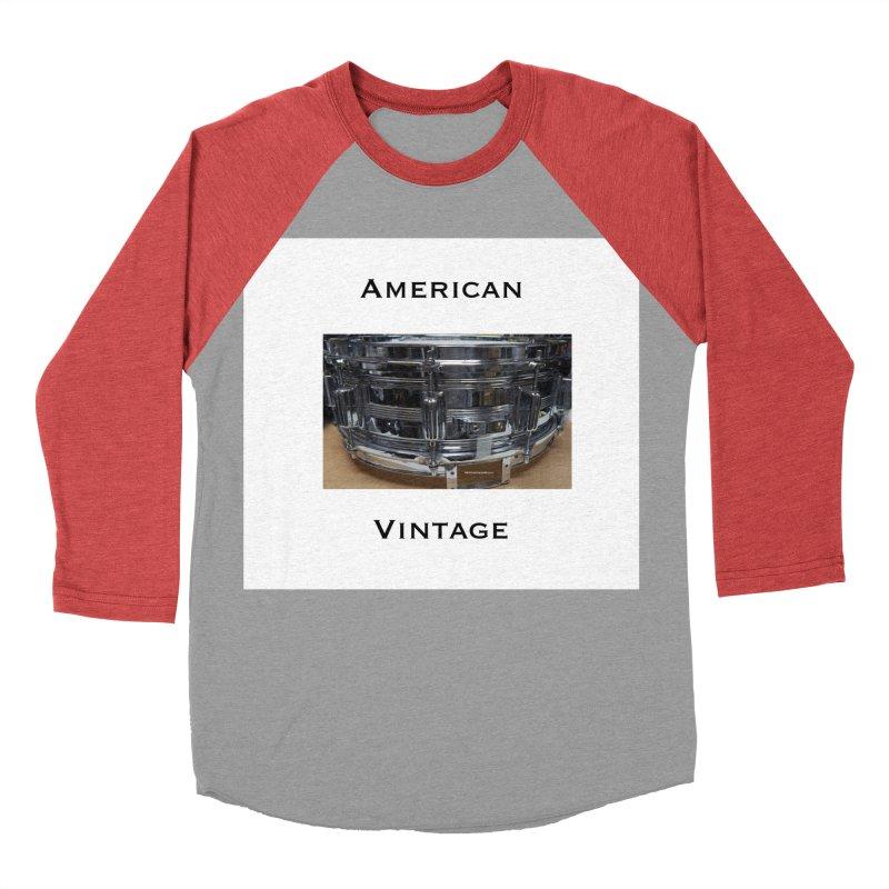 American Vintage Men's Longsleeve T-Shirt by EdHartmanMusic Swag Shop!
