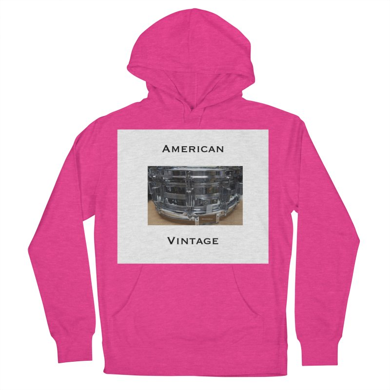 American Vintage Women's Pullover Hoody by EdHartmanMusic Swag Shop!