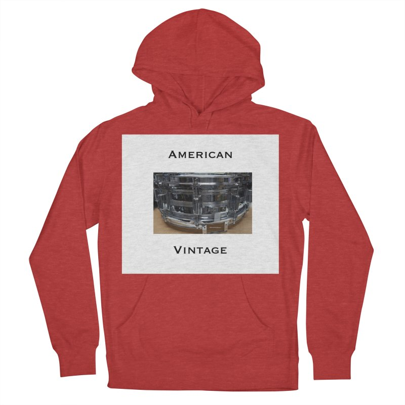 American Vintage Men's French Terry Pullover Hoody by EdHartmanMusic Swag Shop!
