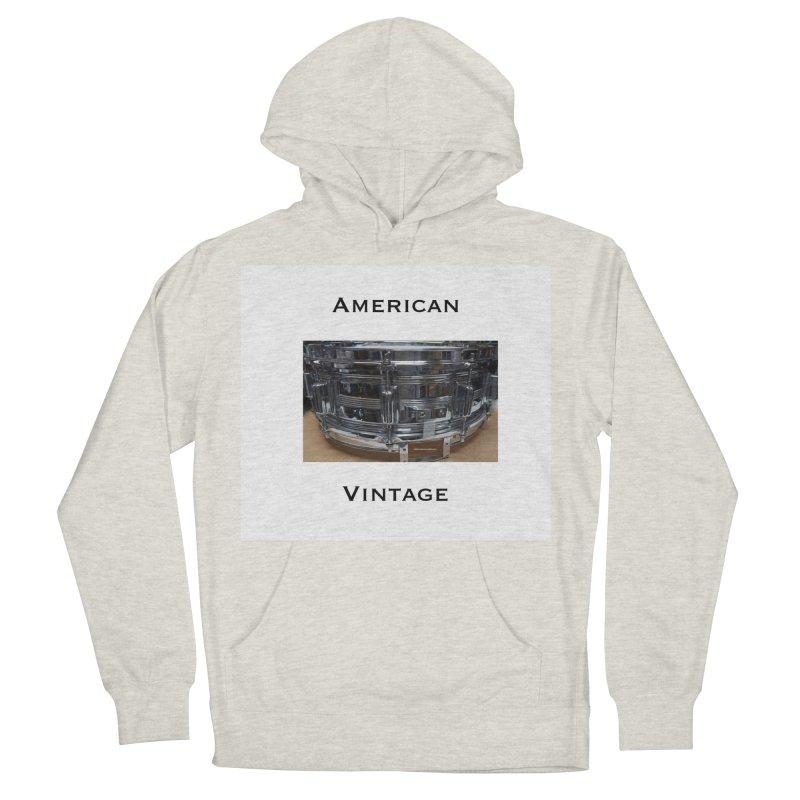 American Vintage Men's Pullover Hoody by EdHartmanMusic Swag Shop!