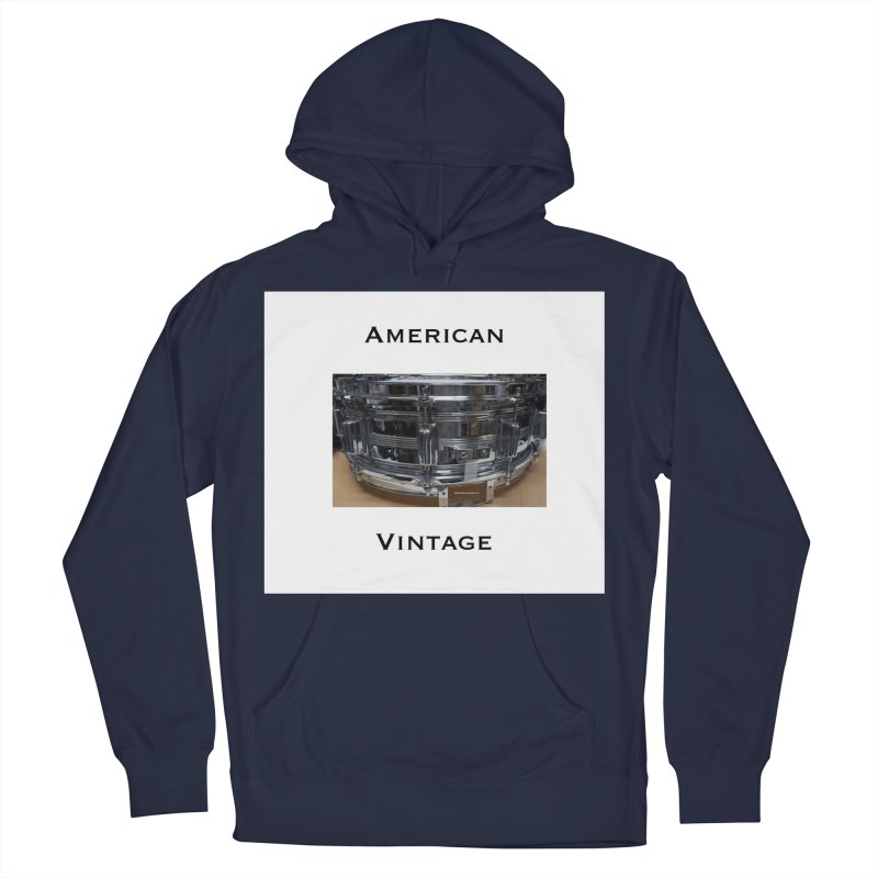 American Vintage Men's Pullover Hoody by EdHartmanMusic Swag Shop!