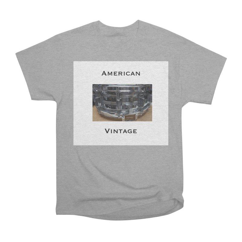 American Vintage Women's Classic Unisex T-Shirt by EdHartmanMusic Swag Shop!