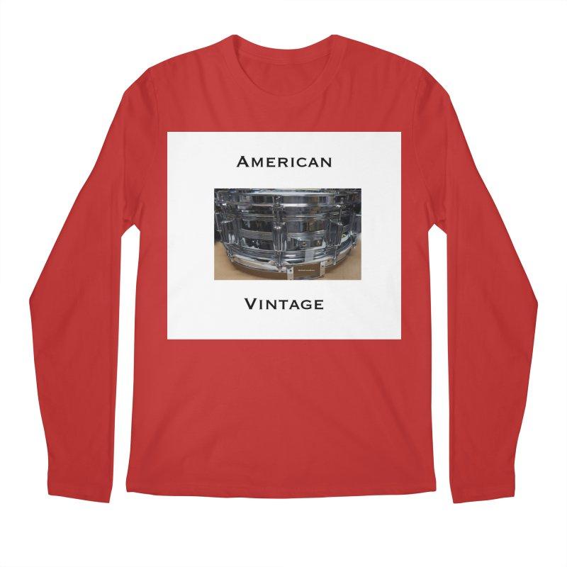 American Vintage Men's Regular Longsleeve T-Shirt by EdHartmanMusic Swag Shop!