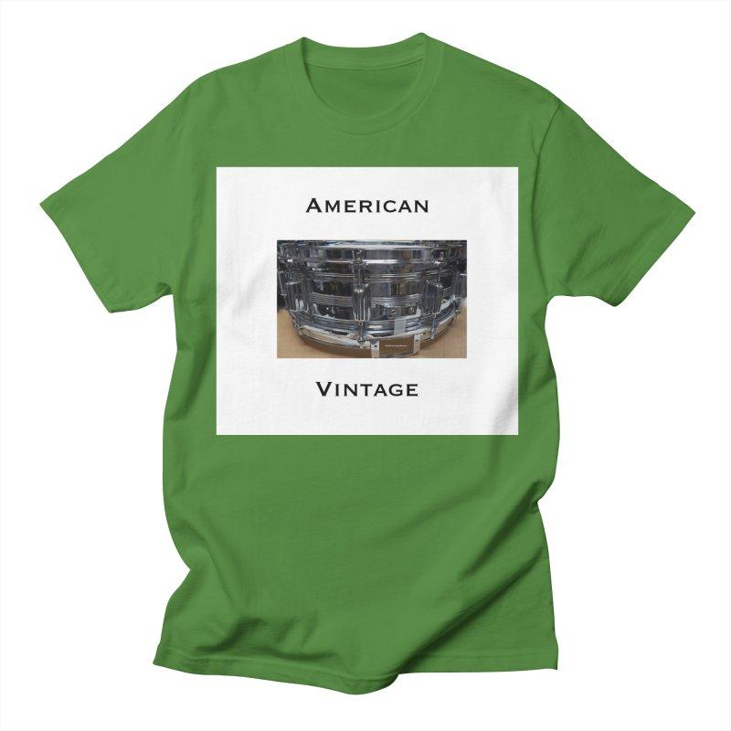 American Vintage Women's Regular Unisex T-Shirt by EdHartmanMusic Swag Shop!