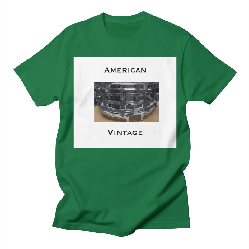 American Vintage Men's T-Shirt by EdHartmanMusic Swag Shop!