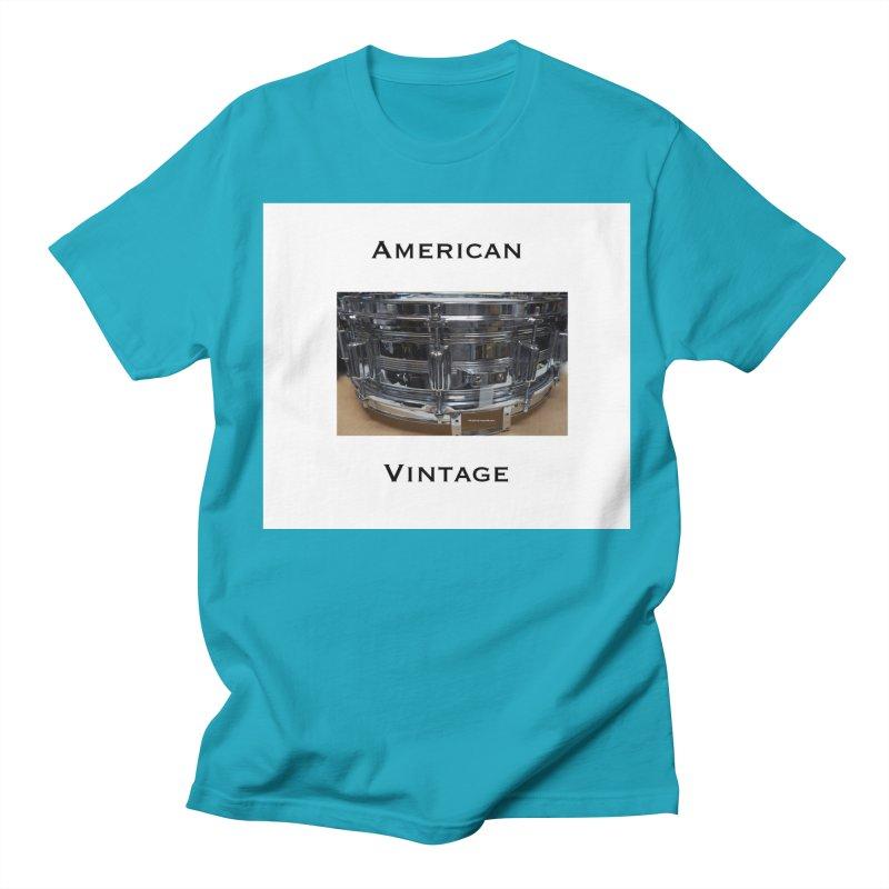American Vintage Men's Regular T-Shirt by EdHartmanMusic Swag Shop!