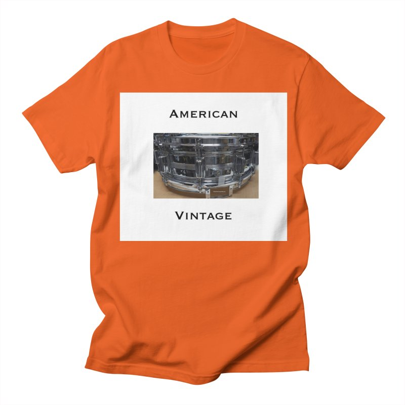American Vintage Women's Unisex T-Shirt by EdHartmanMusic Swag Shop!