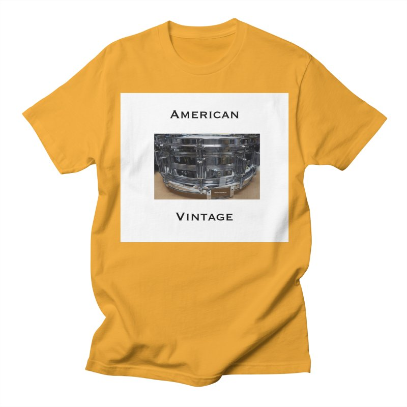 American Vintage Women's Regular Unisex T-Shirt by EdHartmanMusic Swag Shop!