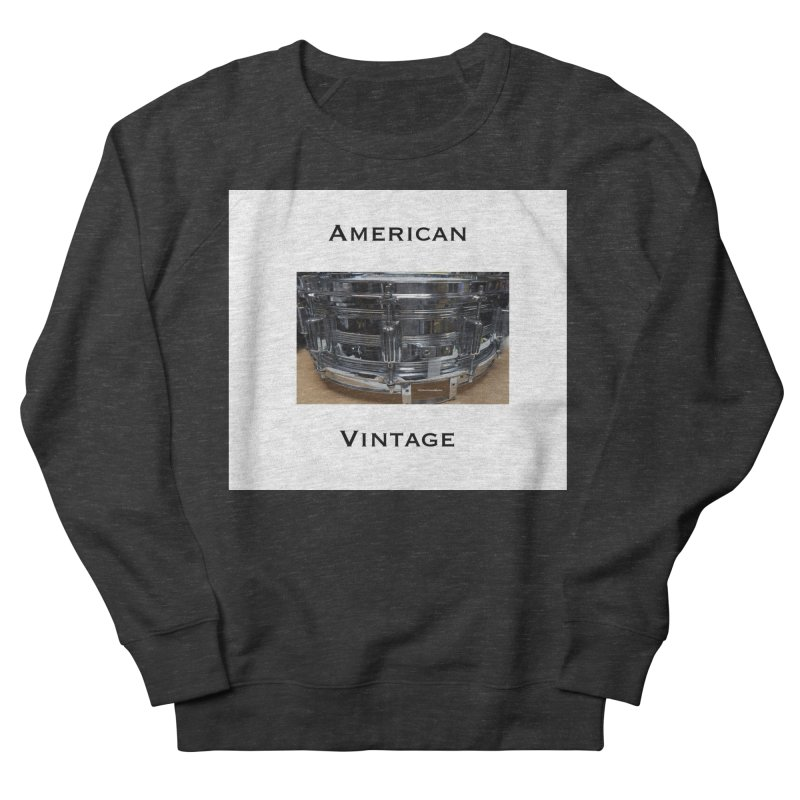 American Vintage Women's French Terry Sweatshirt by EdHartmanMusic Swag Shop!