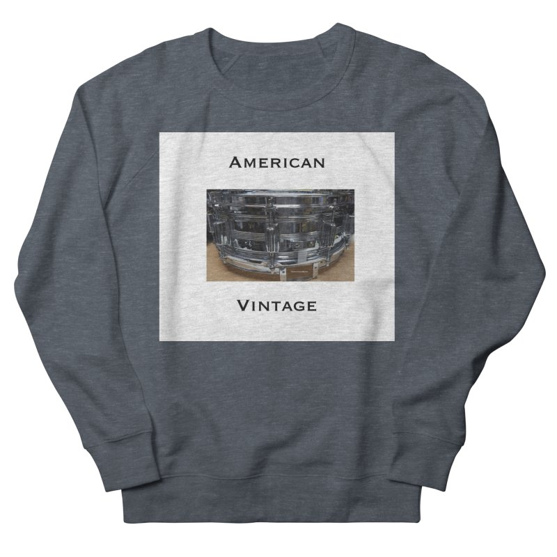 American Vintage Women's French Terry Sweatshirt by EdHartmanMusic Swag Shop!