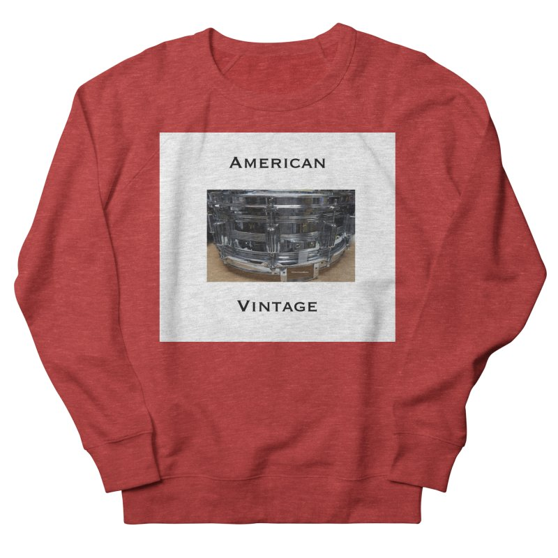American Vintage Women's Sweatshirt by EdHartmanMusic Swag Shop!