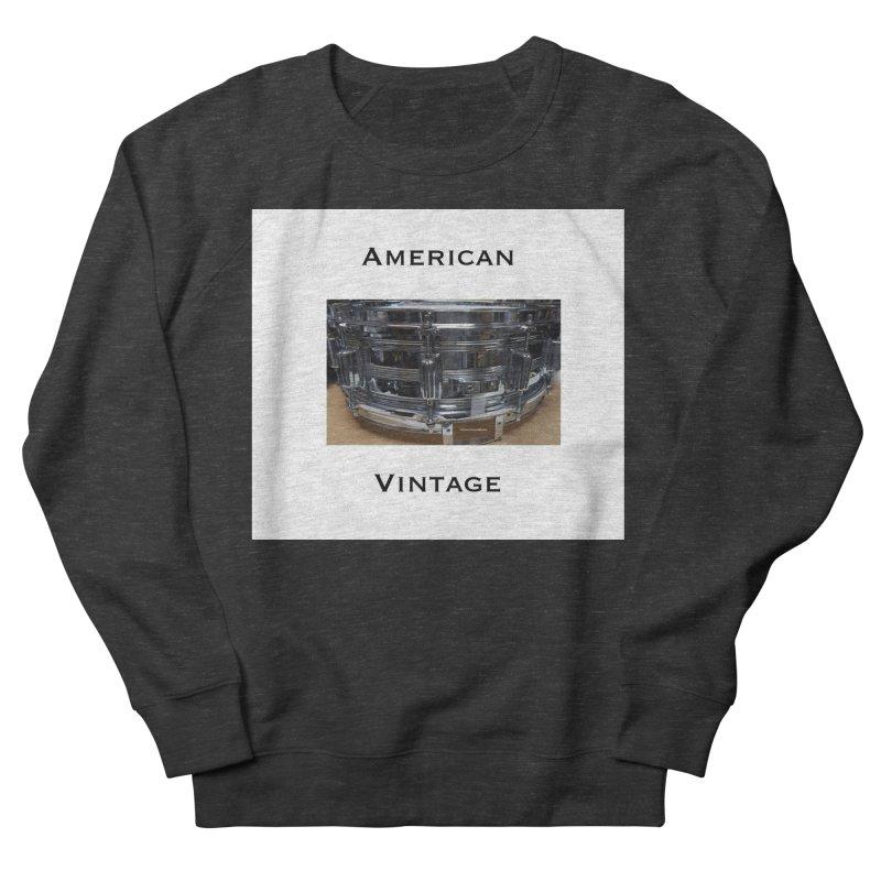 American Vintage Men's French Terry Sweatshirt by EdHartmanMusic Swag Shop!