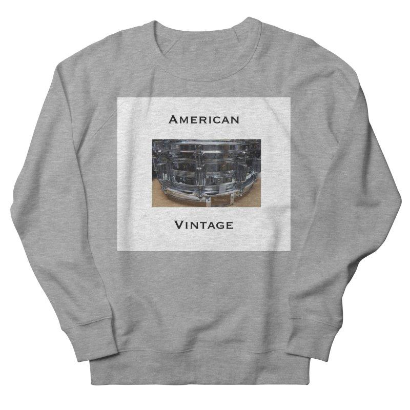 American Vintage Men's Sweatshirt by EdHartmanMusic Swag Shop!