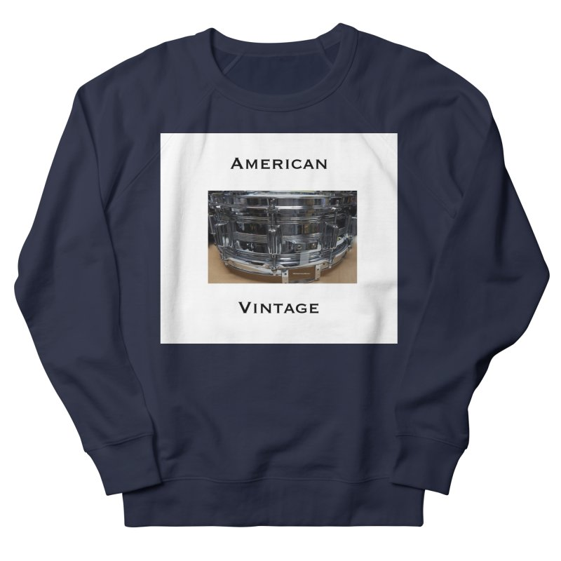 American Vintage Men's French Terry Sweatshirt by EdHartmanMusic Swag Shop!