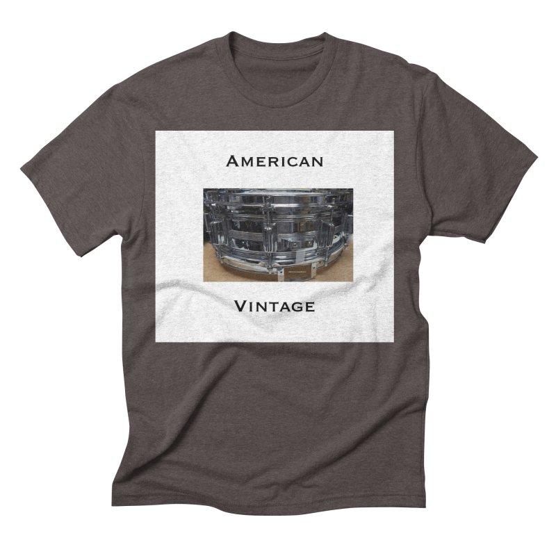 American Vintage Men's Triblend T-Shirt by EdHartmanMusic Swag Shop!