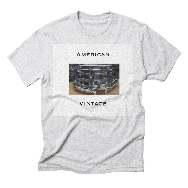 American Vintage Men's Triblend T-Shirt by EdHartmanMusic Swag Shop!