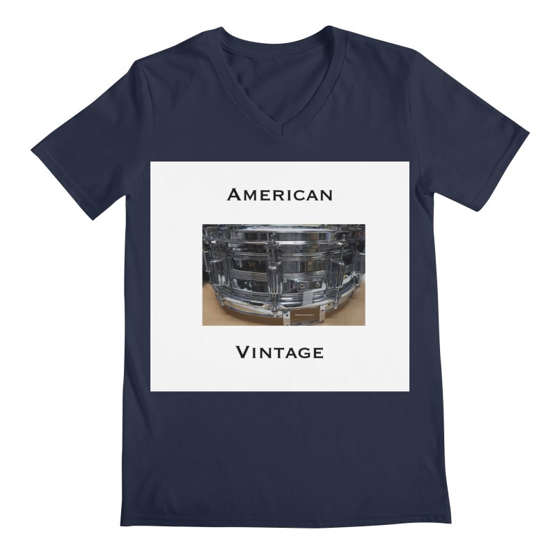 American Vintage Men's V-Neck by EdHartmanMusic Swag Shop!