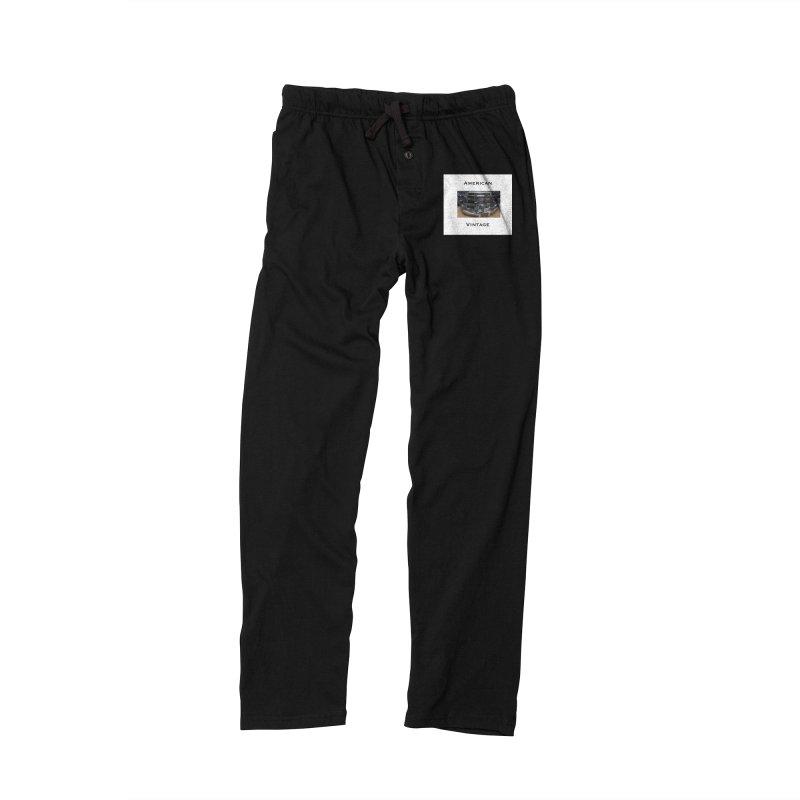 American Vintage Men's Lounge Pants by EdHartmanMusic Swag Shop!