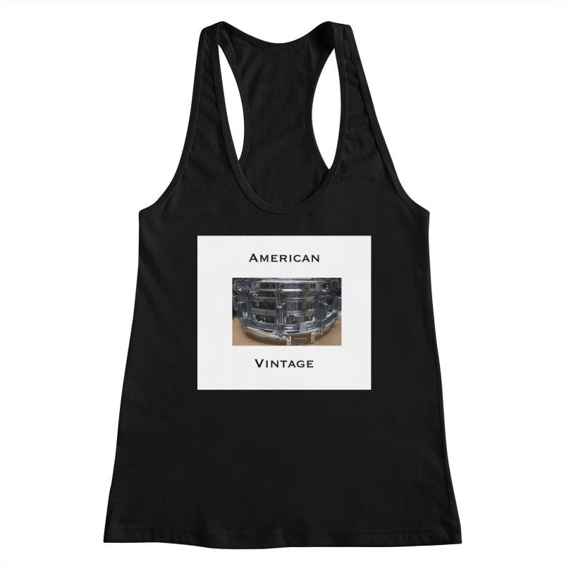 American Vintage Women's Tank by EdHartmanMusic Swag Shop!