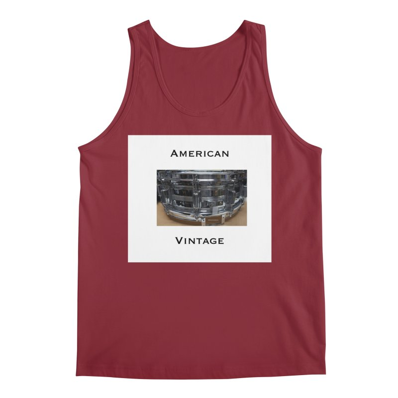American Vintage Men's Tank by EdHartmanMusic Swag Shop!