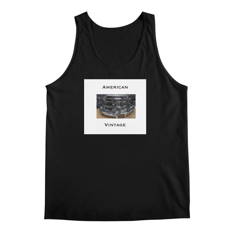 American Vintage Men's Regular Tank by EdHartmanMusic Swag Shop!