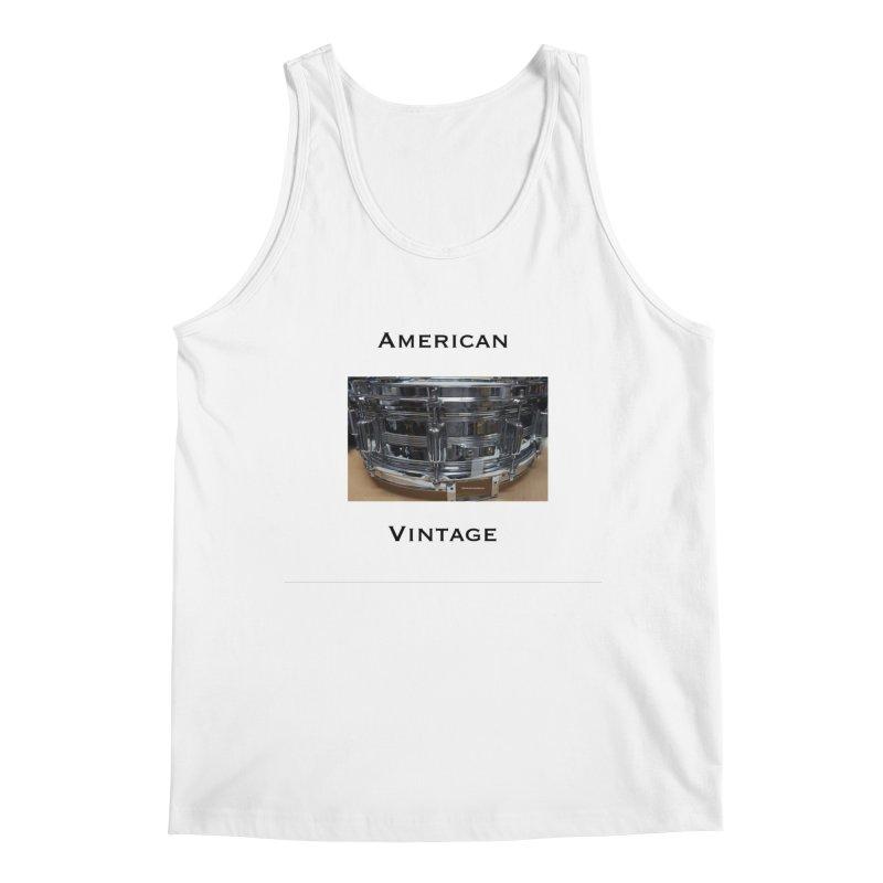 American Vintage Men's Regular Tank by EdHartmanMusic Swag Shop!