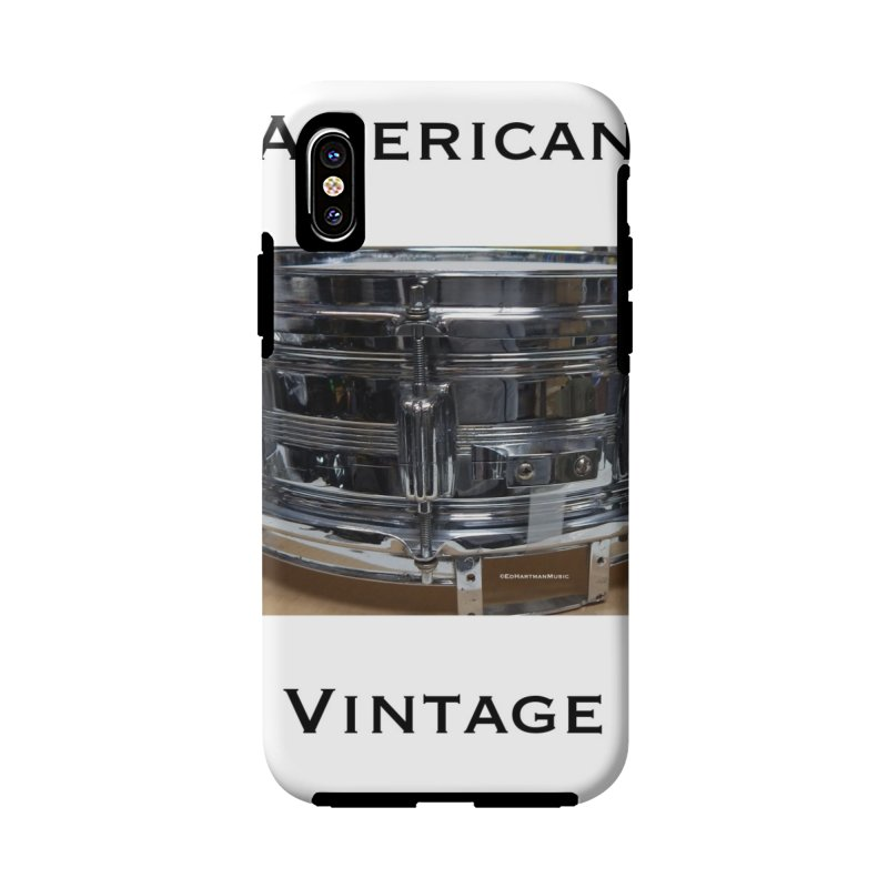 American Vintage Accessories Phone Case by EdHartmanMusic Swag Shop!