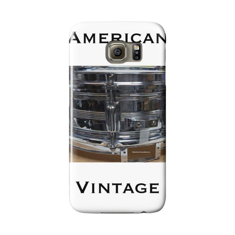 American Vintage Accessories Phone Case by EdHartmanMusic Swag Shop!